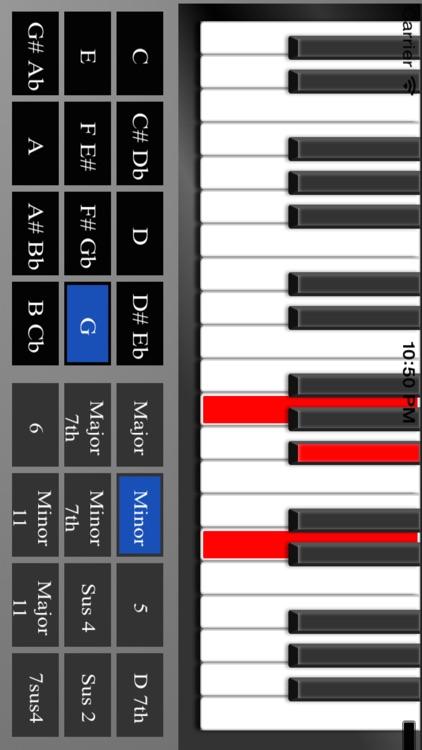 piano chord chart screenshot-3