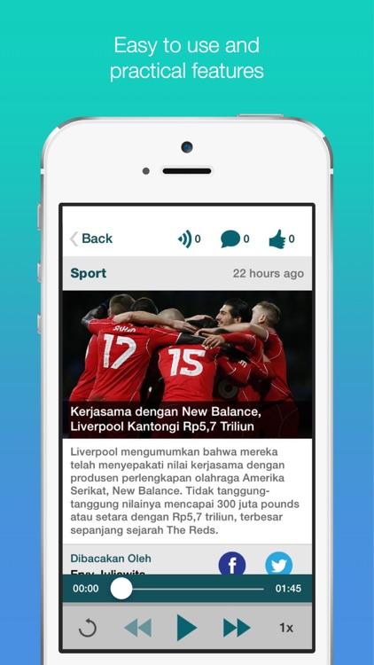 BDB Indonesian Audio