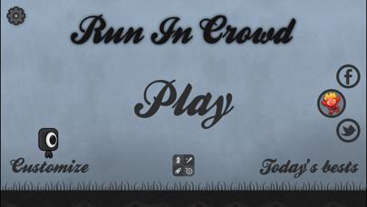 Run In Crowdのスクリーンショット