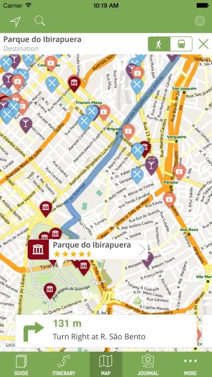 São Paulo Travel Guide (with Offline Maps) - mTrip