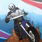 Action Mountain Bike Racing Game icon