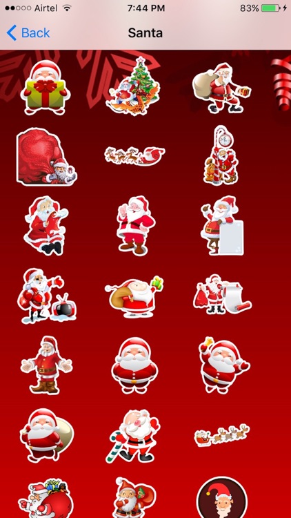 Christmas Emoji + Animated Emojis