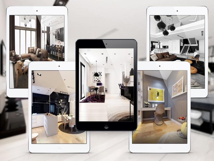 Home Interior Design Ideas for iPad screenshot-3