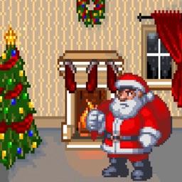 Santa Stick