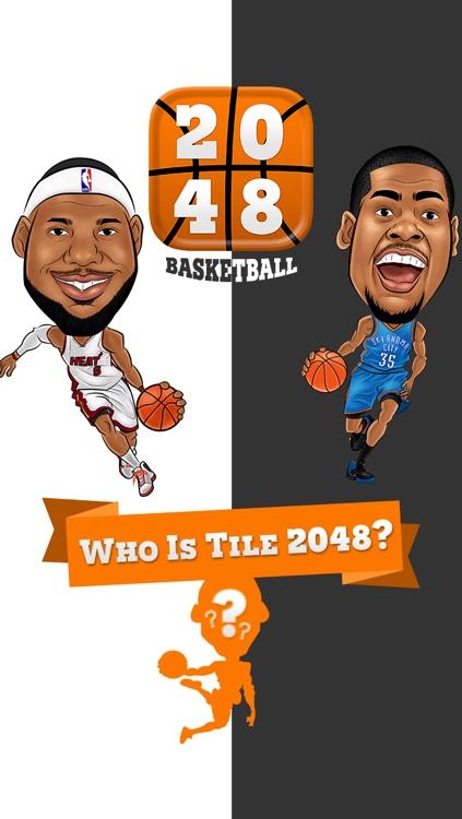 2048 Basketball