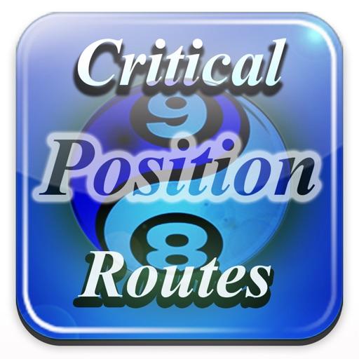 Critical Position Routes