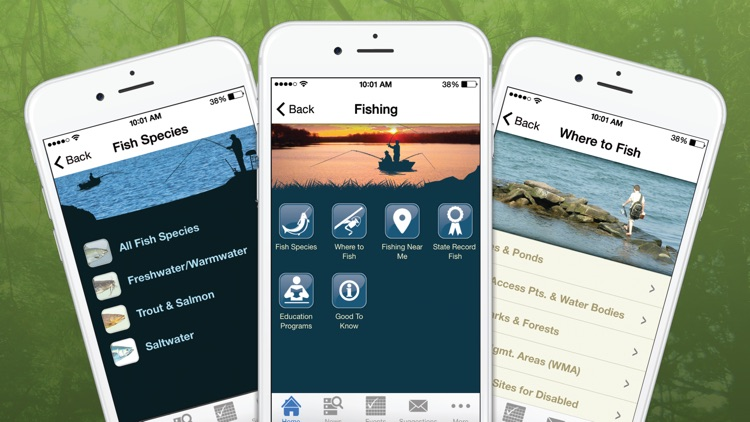 NJ Fish, Hunting & Wildlife Guide- Pocket Ranger® screenshot-3