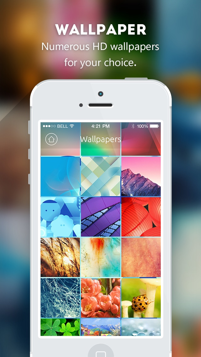 Wallpapers Backgrounds Live Maker For Your Home Screen review screenshots