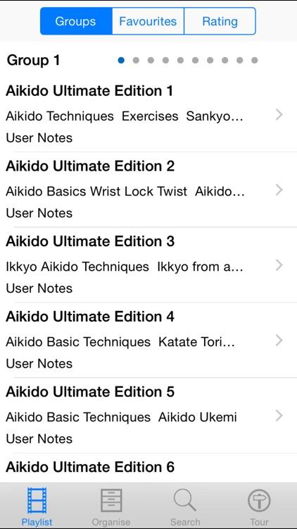Aikido Fighting