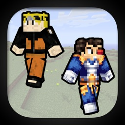 Anime & Manga Skins for Minecraft