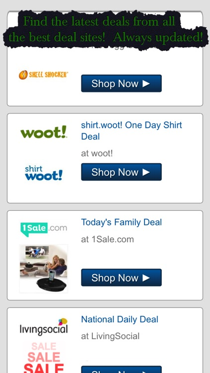 iPromocodes - the best Coupons, Deals, Bargains, Discounts, Sales, store Promo codes, Saving Tips, Save Money, Daily Deal of Day Sites, Gift Ideas & Freebies screenshot-3