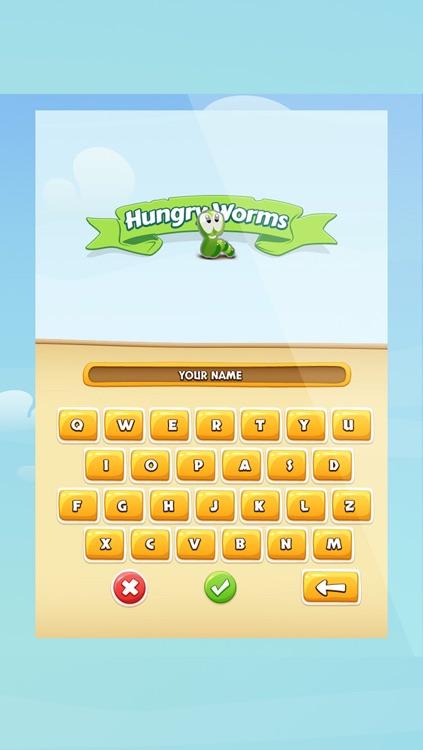 Hungry Worms screenshot-3