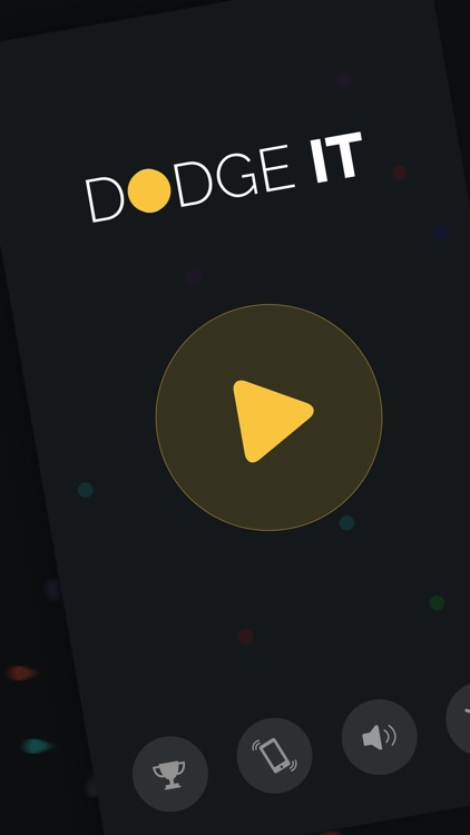 DodgeIt - The Color Dots Game screenshot-0