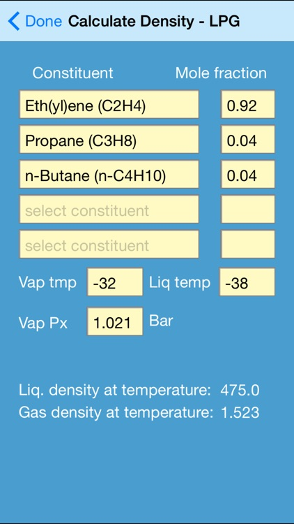 Oilcalcs screenshot-1
