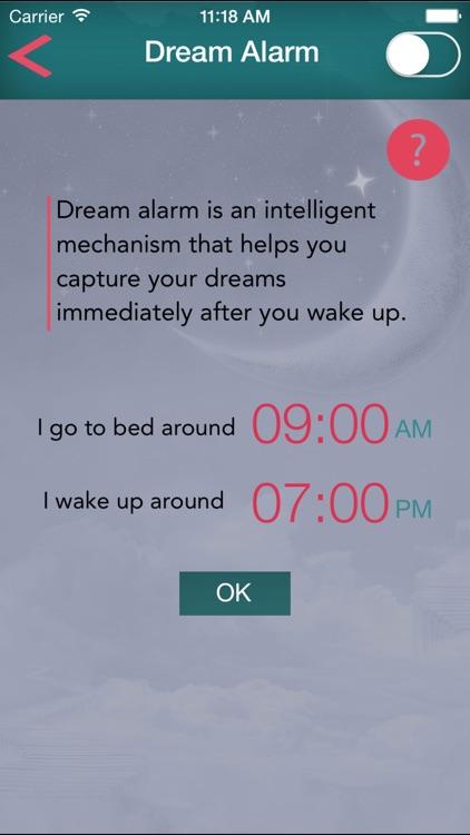iDreams - Interpret your Dreams screenshot-3