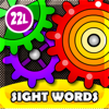Sight Words Games & Flash Cards for Reading and Spelling Success at School (Learn to Read Preschool, Kindergarten and Grade 1 Kids)
