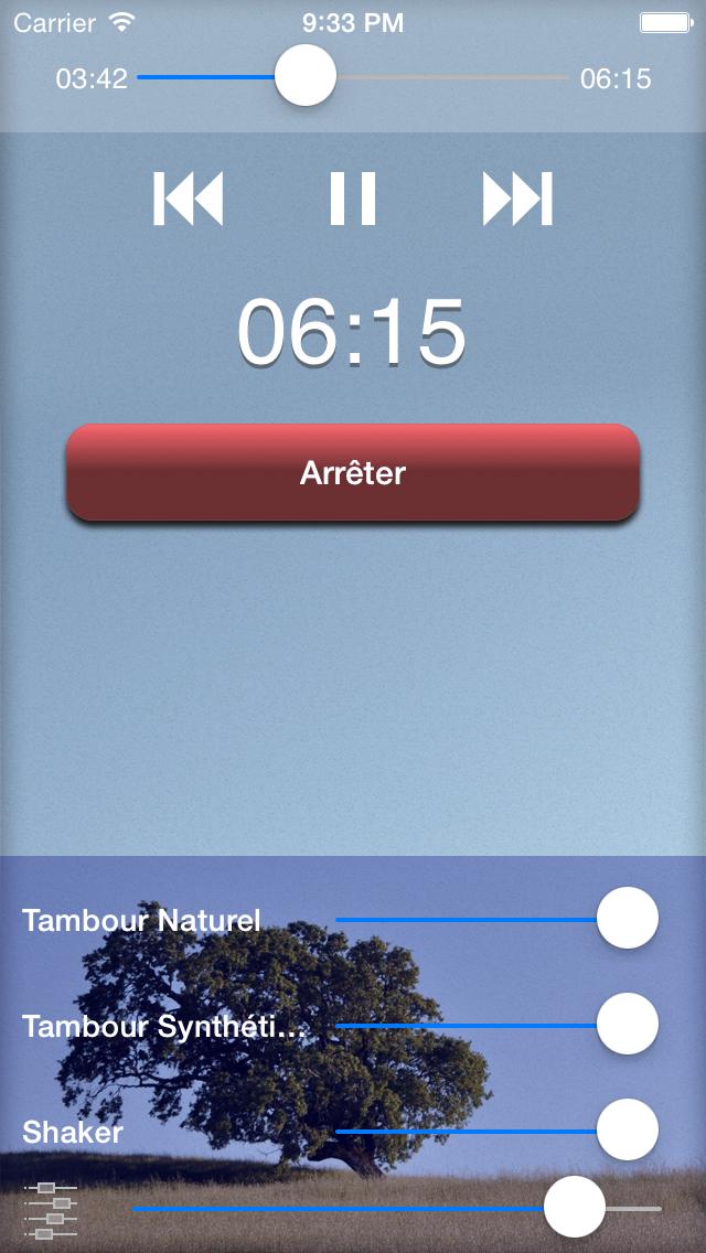 Voyage au Tambour