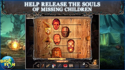 Sable Maze: Sullivan River - A Mystery Hidden Object Adventure screenshot 3
