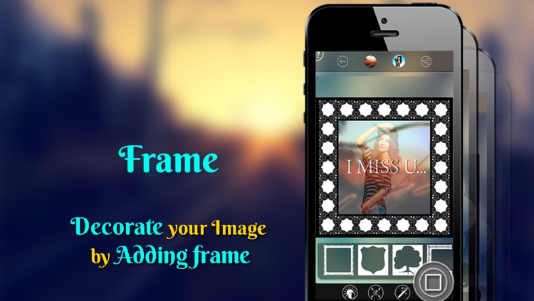 Photo Blendly - The FREE Image Blender App to get double exposure by combine two photos into one using frame filter modes screenshot-4