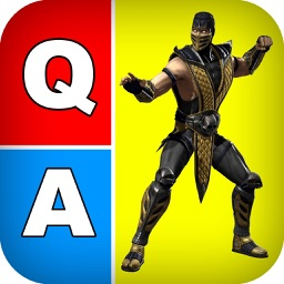 A Trivia for Mortal Kombat Fans - Guess the Video Game Character Quiz