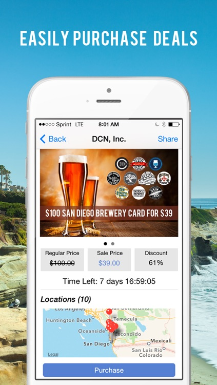 Deal Current - San Diego's Best Local Deals & Coupons screenshot-3