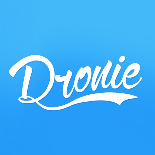 Dronie - turn your video into time lapse icon