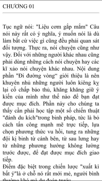 Screenshot #2 pour Nghệ Thuật Giao Tiếp