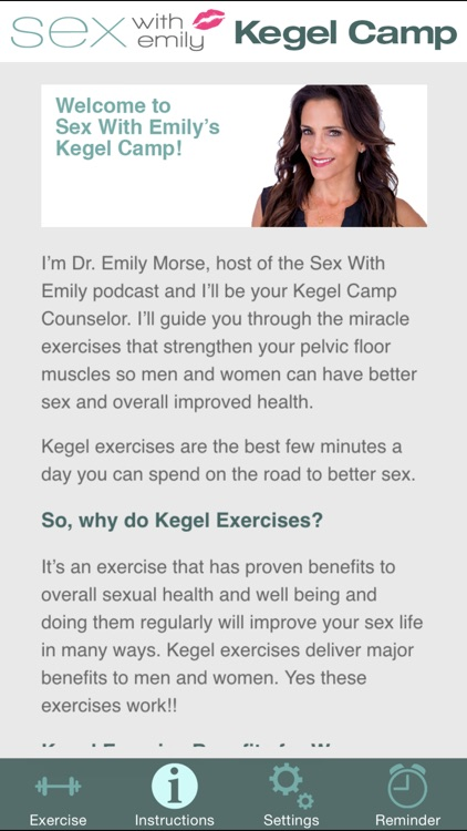 Kegel Camp screenshot-1