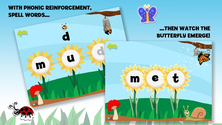 Brainy Bugs' Preschool Games for iPhone