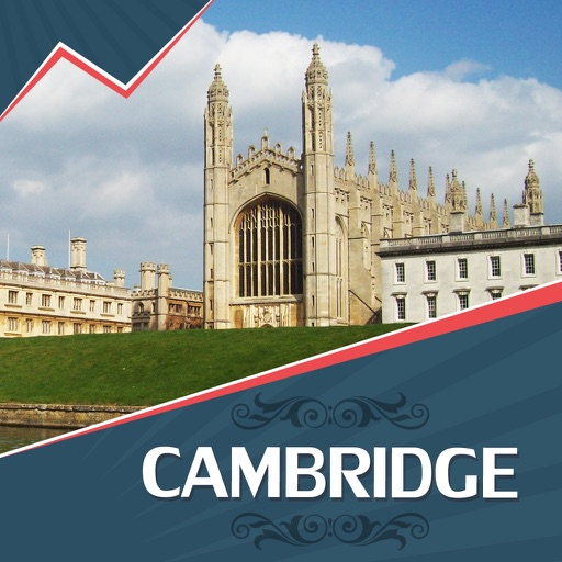 Cambridge Offline Travel Guide