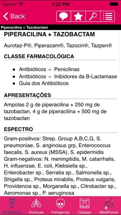 Guia dos Antibióticos