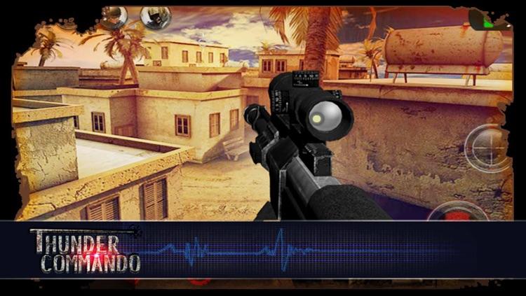 Thunder Commando-EN screenshot-4
