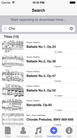 SheetRack Lite - Original Sheet Music Score Read    on the