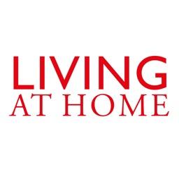Living at Home: Inspiration, Dekoration und Rezepte