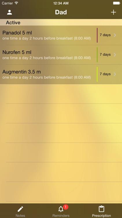 Meds Alert screenshot-3