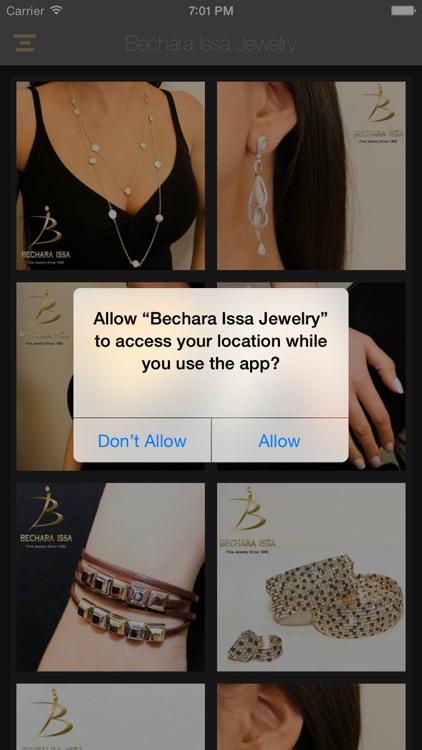 Bechara Issa Jewelry screenshot-4
