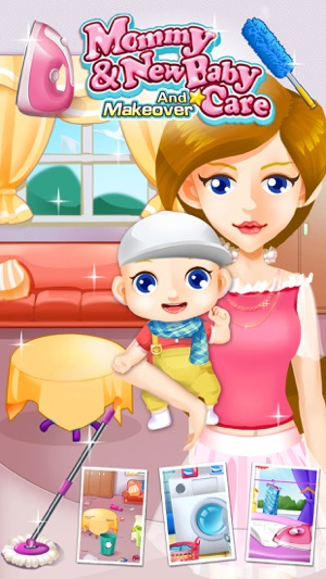 Awesome Mommyu0027s Little Helper   Newborn Baby Room Cleaning Game On The App Store Nice Look