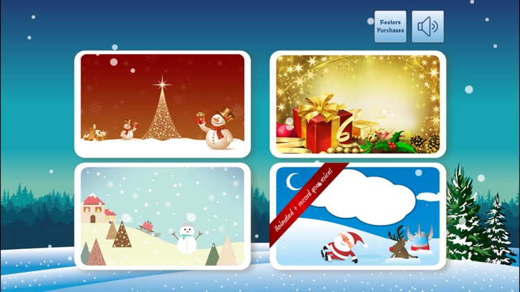 christmas card maker free