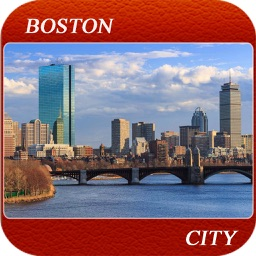 Boston Offline City Travel Guide