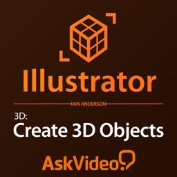 AV for Illustrator CC 105 - 3D Objects