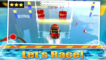 Speed Boat Sea Parking Racer-3