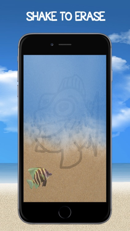 Beach Doodle - Draw In The Sand! screenshot-3