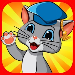 Smart Kitty - an educational game for toddlers and children.