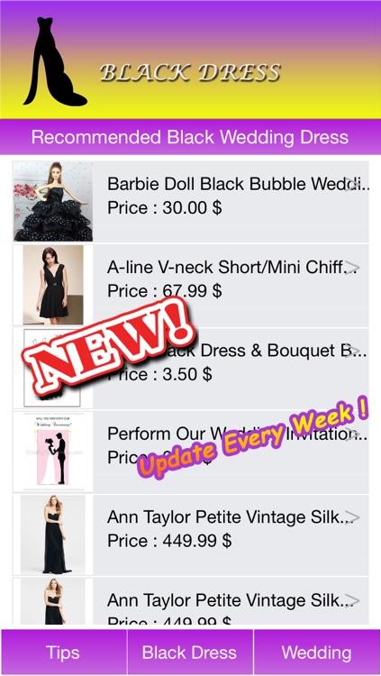 Black Dress screenshot-3