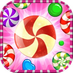 Candy Mania Blitz - Best Matching 3 Puzzle Free Children and Kids Games