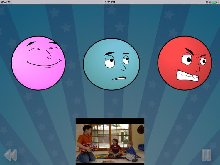 Teach2Talk's Behaviors with Friends screenshot-3