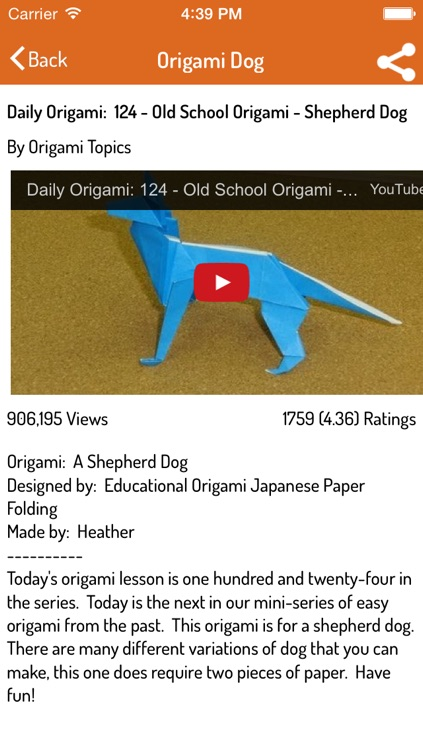 How To Make Origami - Ultimate Video Guide screenshot-3