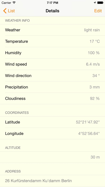Barometer Pro screenshot-3