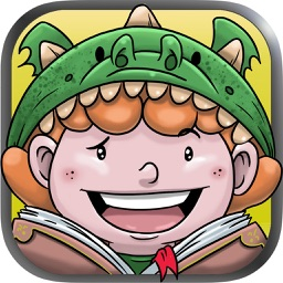 Lily and the Dragon Fairy Tale HD - Interactive storybook for children with games