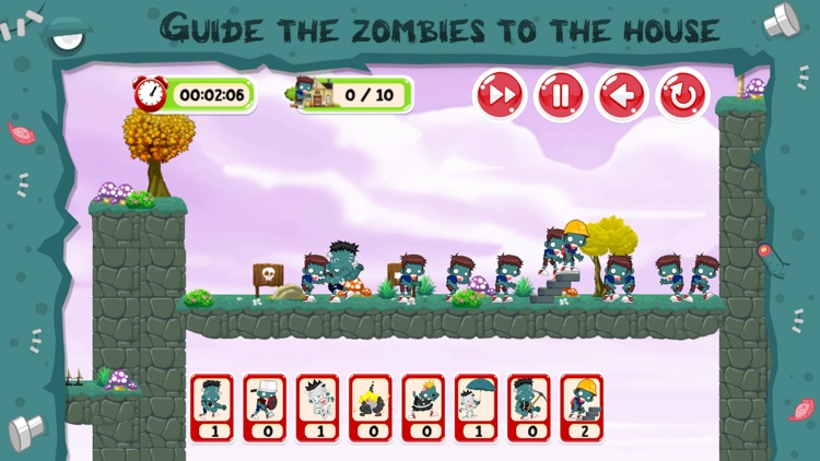 Help the Zombies